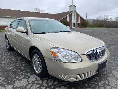 2008 Buick Lucerne for sale at DETAILZ USED CARS in Endicott NY