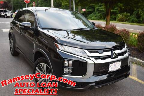 2020 Mitsubishi Outlander Sport for sale at Ramsey Corp. in West Milford NJ