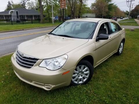 2010 Chrysler Sebring for sale at RBM AUTO BROKERS in Alsip IL