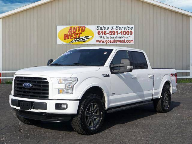 2016 Ford F-150 for sale at Autowest of GR in Grand Rapids MI