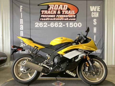 2016 Yamaha YZF-R6 for sale at Road Track and Trail in Big Bend WI