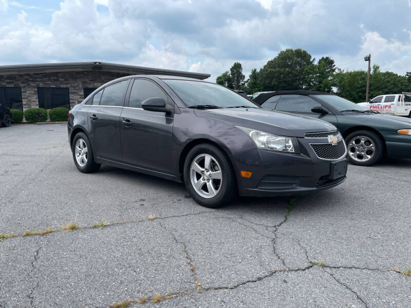 2014 Chevrolet Cruze for sale at Auto Credit Xpress in North Little Rock AR