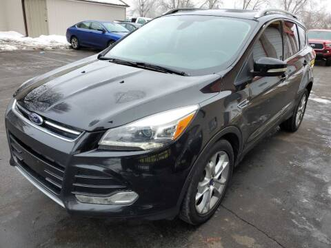 2014 Ford Escape for sale at MIDWEST CAR SEARCH in Fridley MN