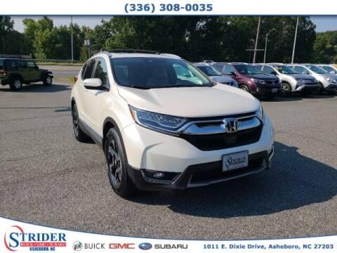 2018 Honda CR-V for sale at STRIDER BUICK GMC SUBARU in Asheboro NC