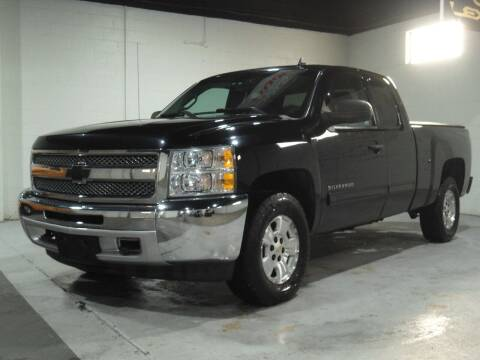 2012 Chevrolet Silverado 1500 for sale at Ohio Motor Cars in Parma OH
