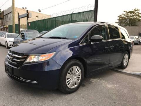 2014 Honda Odyssey for sale at Ultimate Motors in Port Monmouth NJ