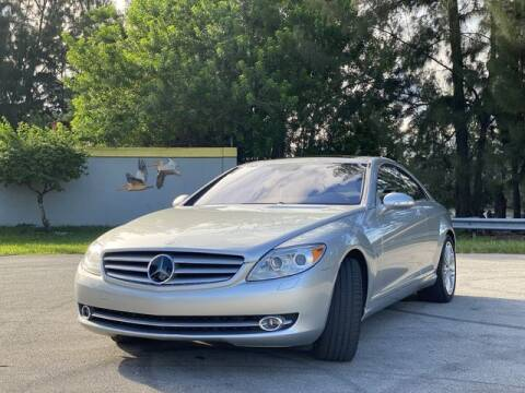 2008 Mercedes-Benz CL-Class for sale at Exclusive Impex Inc in Davie FL