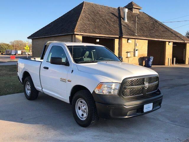 2016 RAM Ram Pickup 1500 for sale at Rolling Wheels LLC in Hesston KS