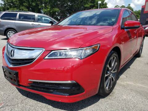 2017 Acura TLX for sale at Capital City Imports in Tallahassee FL