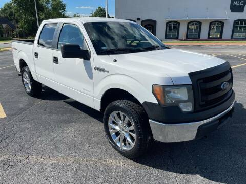 2013 Ford F-150 for sale at H & B Auto in Fayetteville AR