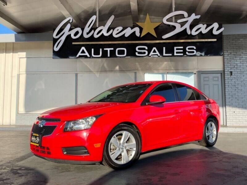 2014 Chevrolet Cruze for sale at Golden Star Auto Sales in Sacramento CA
