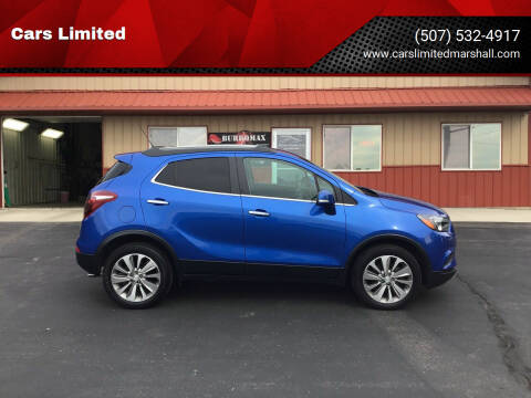 2017 Buick Encore for sale at Cars Limited in Marshall MN