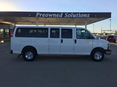 2013 Chevrolet Express Passenger
