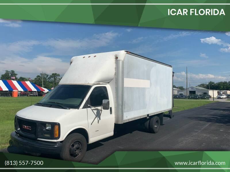 2001 GMC Savana Cutaway for sale at ICar Florida in Lutz FL