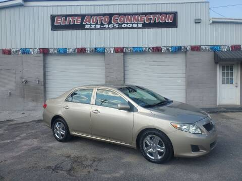 2010 Toyota Corolla for sale at Elite Auto Connection in Conover NC