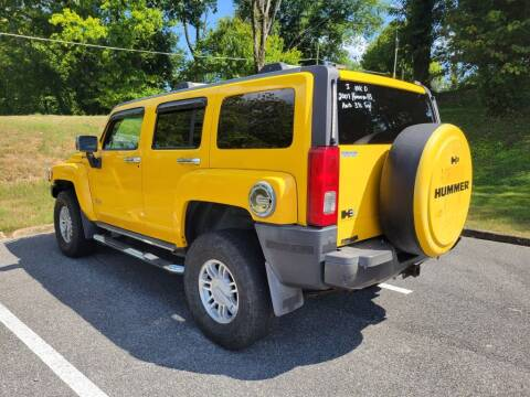 2007 HUMMER H3 for sale at Thompson Auto Sales Inc in Knoxville TN
