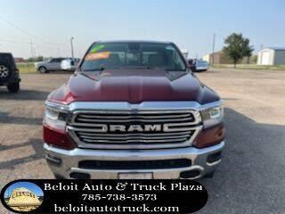 2020 RAM Ram Pickup 1500 for sale at BELOIT AUTO & TRUCK PLAZA INC in Beloit KS