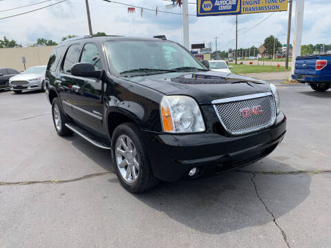 2009 GMC Yukon for sale at Summit Palace Auto in Waterford MI