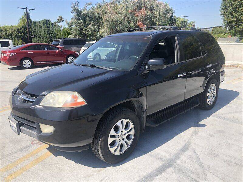 2003 Acura MDX for sale at Boktor Motors in North Hollywood CA