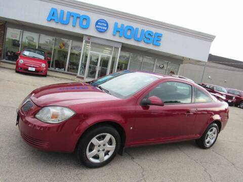 2009 Pontiac G5 for sale at Auto House Motors in Downers Grove IL