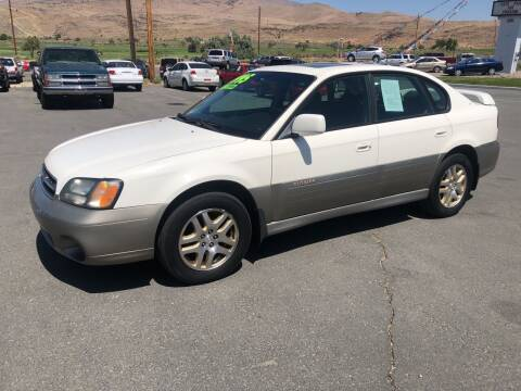 2000 Subaru Outback for sale at Super Sport Motors LLC in Carson City NV