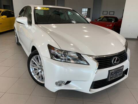 2013 Lexus GS 350 for sale at Auto Mall of Springfield in Springfield IL