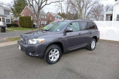 2010 Toyota Highlander for sale at FBN Auto Sales & Service in Highland Park NJ