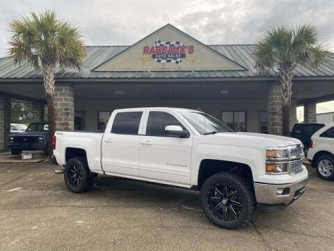 2015 Chevrolet Silverado 1500 for sale at Rabeaux's Auto Sales in Lafayette LA