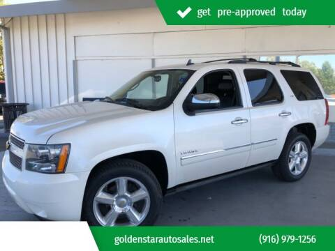 2012 Chevrolet Tahoe for sale at Golden Star Auto Sales in Sacramento CA