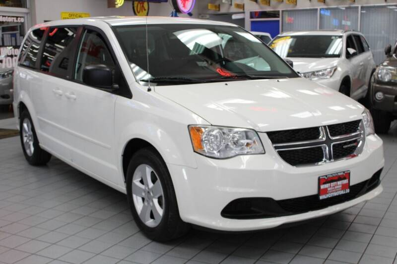 2013 Dodge Grand Caravan for sale at Windy City Motors in Chicago IL