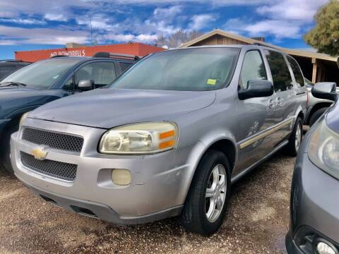 2005 Chevrolet Uplander for sale at Top Gun Auto Sales, LLC in Albuquerque NM