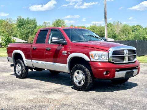 2007 Dodge Ram Pickup 2500 for sale at Torque Motorsports in Rolla MO