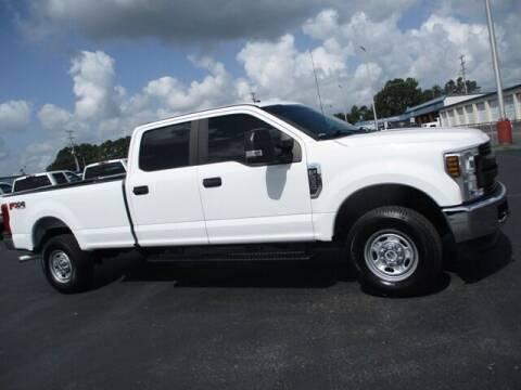 2018 Ford F-250 Super Duty for sale at GOWEN WHOLESALE AUTO in Lawrenceburg TN