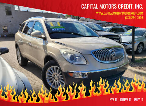 2011 Buick Enclave for sale at Capital Motors Credit, Inc. in Chicago IL