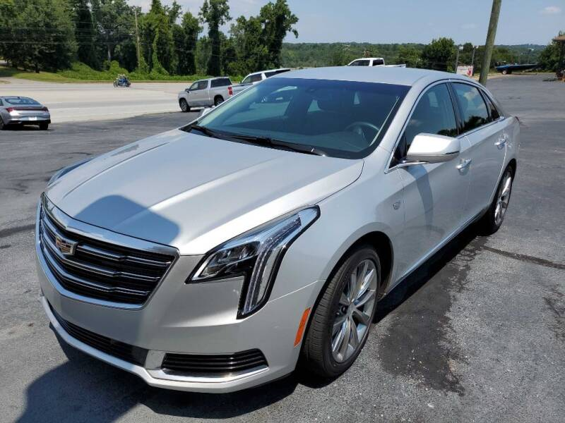 2019 Cadillac XTS for sale at THE TRAIN AUTO SALES & RENTALS in Taylors SC