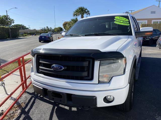 2013 Ford F-150 for sale at Mike Auto Sales in West Palm Beach FL