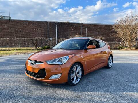 2015 Hyundai Veloster for sale at RoadLink Auto Sales in Greensboro NC