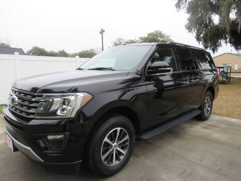 2018 Ford Expedition MAX for sale at D & R Auto Brokers in Ridgeland SC
