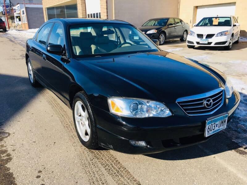 2001 Mazda Millenia for sale at MINNESOTA CAR SALES in Starbuck MN
