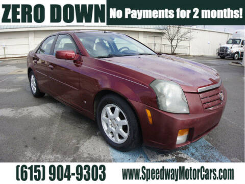 2007 Cadillac CTS for sale at Speedway Motors in Murfreesboro TN