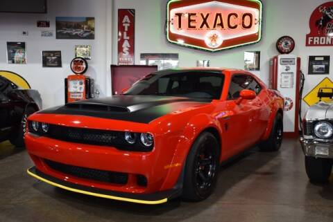 2018 Dodge Challenger for sale at Choice Auto & Truck Sales in Payson AZ