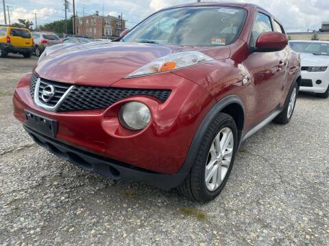 2011 Nissan JUKE for sale at Philadelphia Public Auto Auction in Philadelphia PA