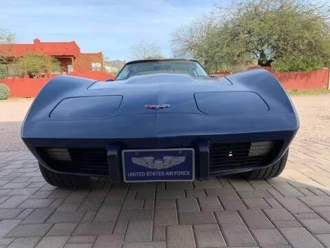 1977 Chevrolet Corvette for sale at AZ Classic Rides in Scottsdale AZ