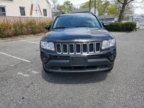 2012 Jeep Compass for sale at RMB Auto Sales Corp in Copiague NY