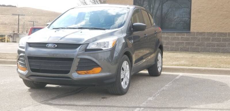 2015 Ford Escape for sale at RUS Auto LLC in Shakopee MN