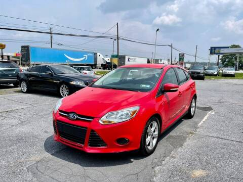 2014 Ford Focus for sale at AZ AUTO in Carlisle PA