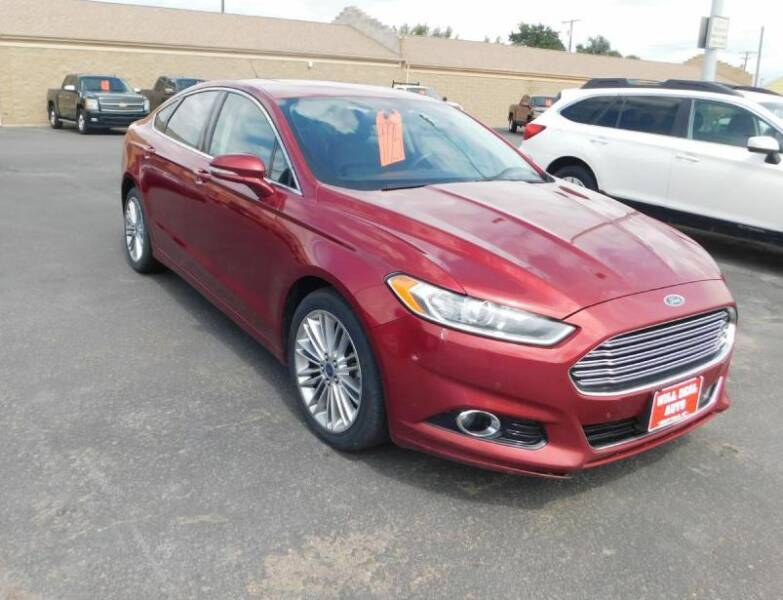 2015 Ford Fusion for sale at Will Deal Auto & Rv Sales in Great Falls MT