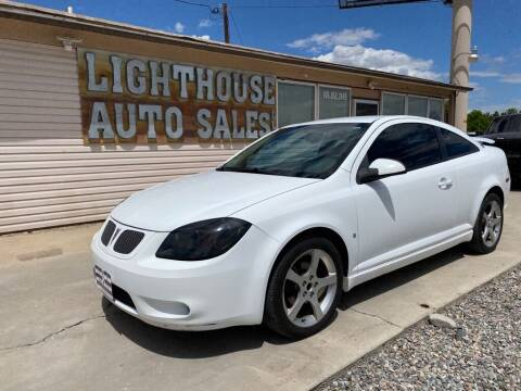 2009 Pontiac G5 for sale at Lighthouse Auto Sales LLC in Grand Junction CO