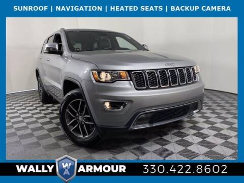 2018 Jeep Grand Cherokee for sale at Wally Armour Chrysler Dodge Jeep Ram in Alliance OH