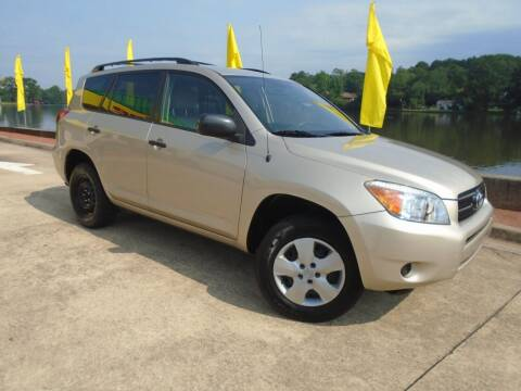 2007 Toyota RAV4 for sale at Lake Carroll Auto Sales in Carrollton GA